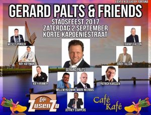 Gerard Palts & Friends