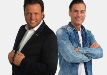 Gerard Palts & Jermaine Stuiver geven een exclusief huiskamerconcert via Facebook