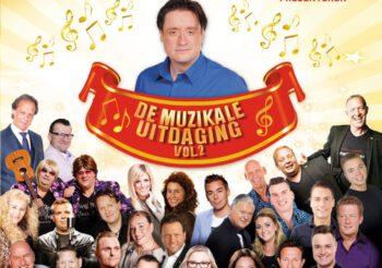 TV73 & Nol Roos presenteren 'De Muzikale Uitdaging Vol. 2'